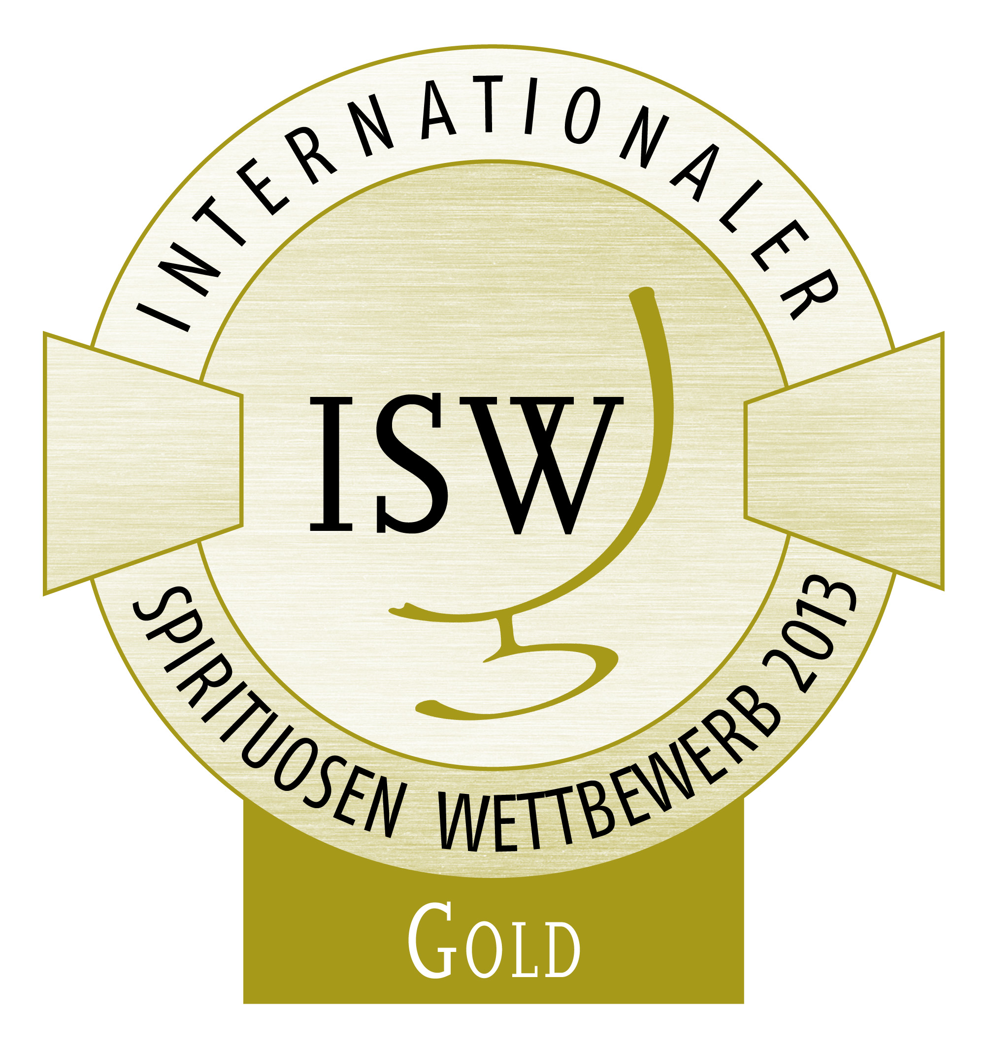 Goldmedaille ISW 2013