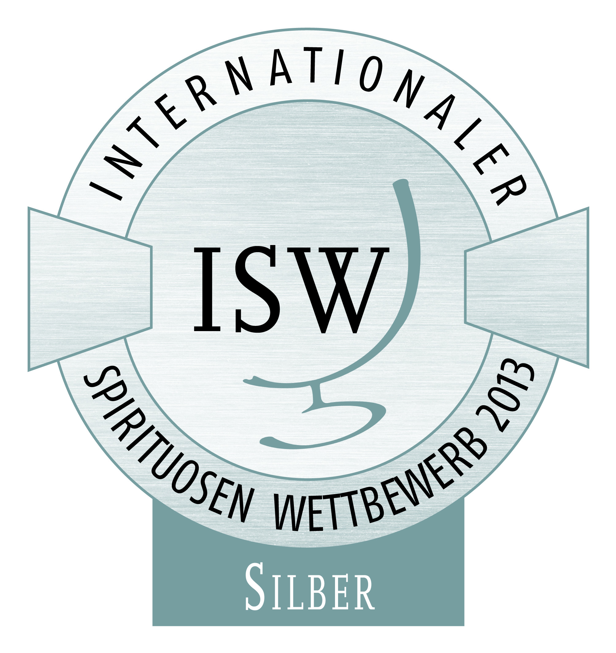 Silbermedaille ISW 2013